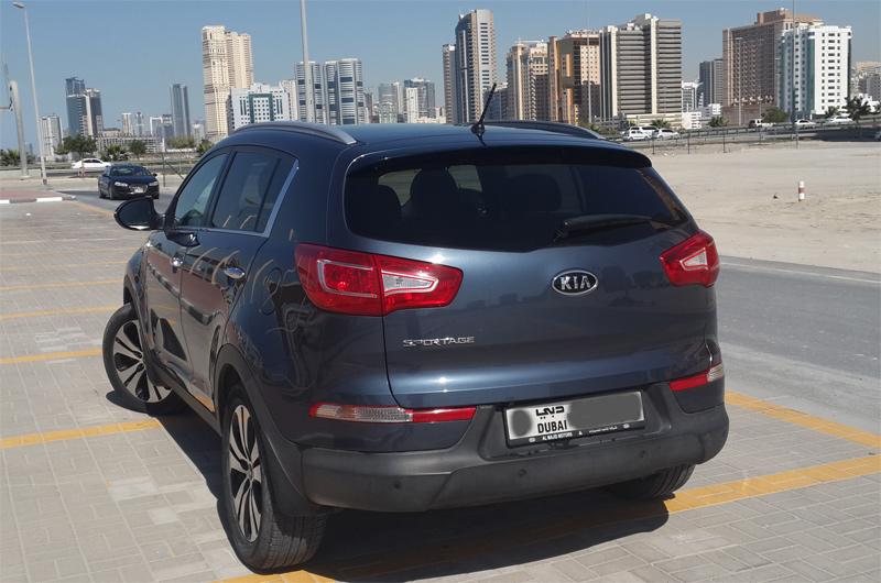 Bumper sensors / parking aid